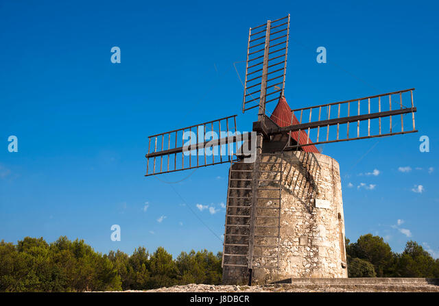 france, Provence, emblem, france, Provence, emblem, bouches du rhne, - Stock Image