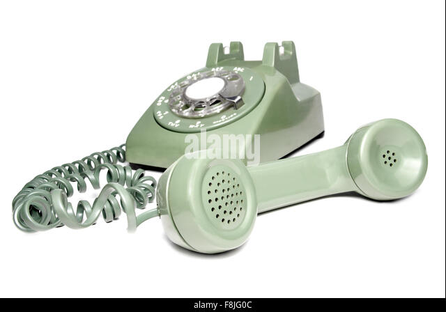 hook up rotary telephone