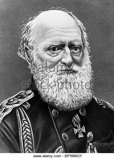 Ferdinand Wrangel (1796-1870) - Stock Image