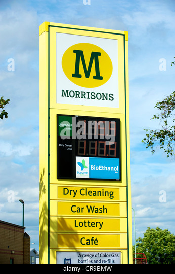 Morrisons Car Wash Where To Pay