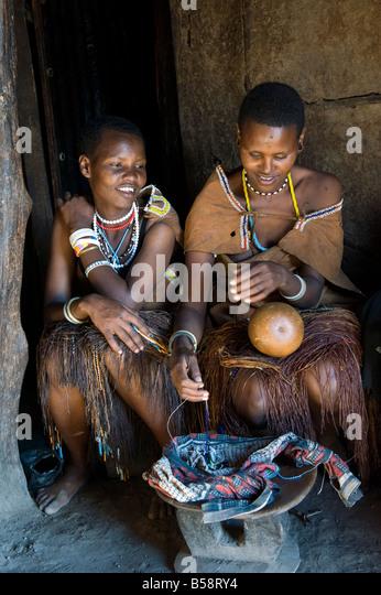 women of the calabash