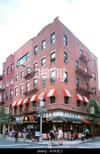 Figaro Cafe New York