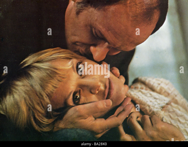 IMAGES  1972 Lions Gate film with Susannah York - Stock Image