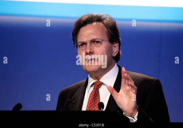 Baron Goldsmith QC, Attorney General. Speaking Skills For Justice conference. London. - Stock Image