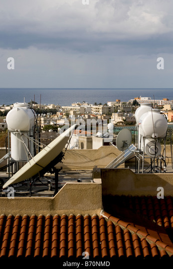 Paphos or Pafos, Cyprus - Stock Image