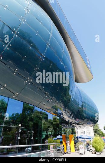 Austria, Styria, Graz,  Meuseum of Contemporary Art - Stock Image