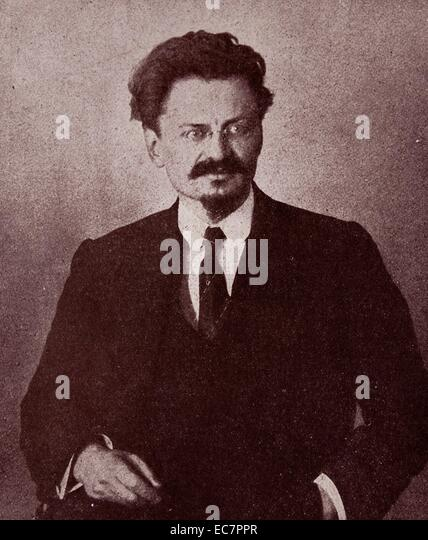 leon trotsky and the treaty of In february 1918, russian socialist leader leon trotksy gave the following address, during negotiations for the signing of the treaty of brest-litovsk.