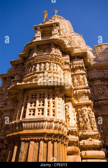 Jagdish Temple, Udaipur, Rajasthan, India, Asia - Stock-Bilder
