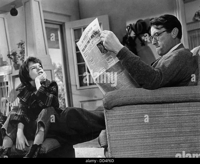 To Kill a Mockingbird by Robert Mulligan Gregory Peck