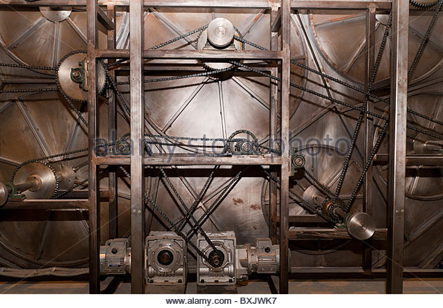 Machine mechanism - Stock Image
