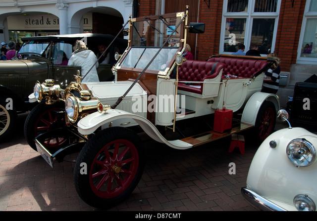 Faversham Classic Car Show August
