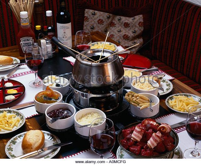 Cucina tipica francese
