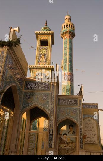Mosque, Baalbek, Bekaa Valley, Lebanon. - Stock Image