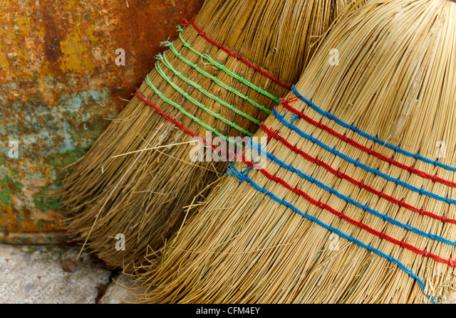 Two Brooms Stock Photos Two Brooms Stock Images Alamy