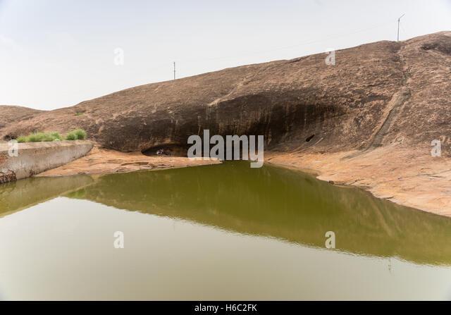 Dindigul stock photos dindigul stock images alamy for Artificial pond