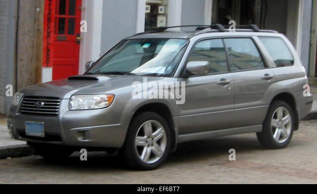 2009 Subaru Forester Xt Limited >> Subaru Forester Stock Photos & Subaru Forester Stock ...
