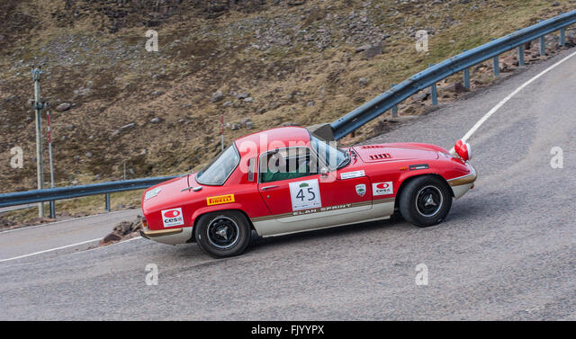 Motor Sport Scottish Rally Stock Photos Amp Motor Sport