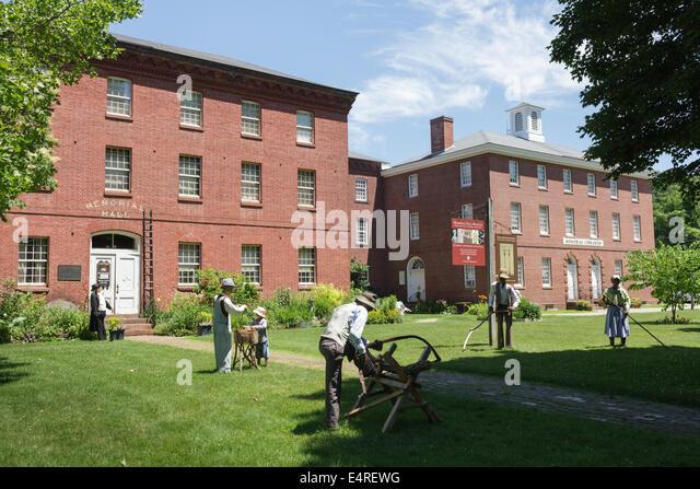 Foyer Museum Usa : Historic deerfield stock photos