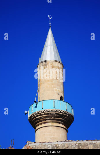 nicosia muslim Nicosia, cyprus (ap) — at over 60 meters (200 feet) high, the four black-coned minarets of the nearly completed hala sultan mosque tower over the plain of mesaoria in the northern, turkish cypriot part of ethnically divided cyprus.