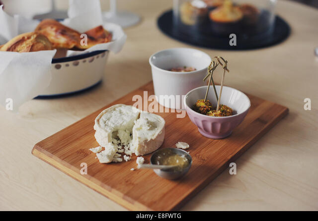 Italia, Lombardia, Pavia, Italian aperitivo - Stock Image
