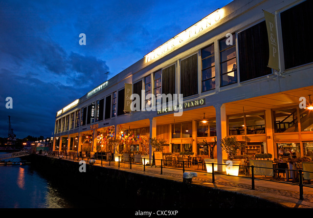 Restaurants Near Harbourside Bristol