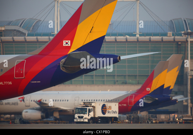 Asiana Airlines Travel Agency