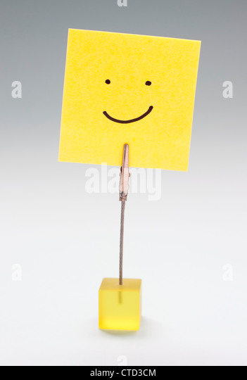 Happiness  conceptual image - Stock Image