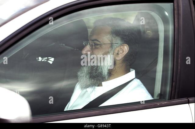 Anjem Choudary case - Stock Image