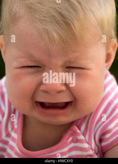 baby traurig