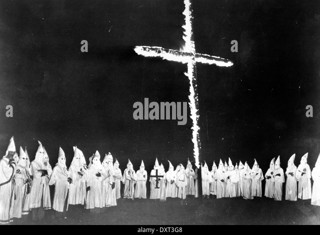an overview of the ku klux klan in the united states of america The ku klux klan (also known as the kkk or the klan) is a far-right organization that has.