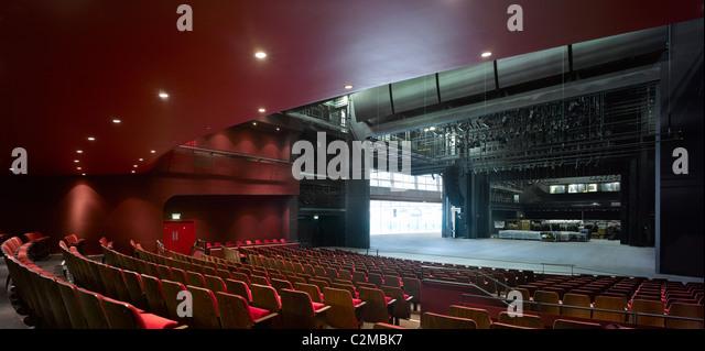 Theatre Interior Stage Uk Stock Photos Amp Theatre Interior