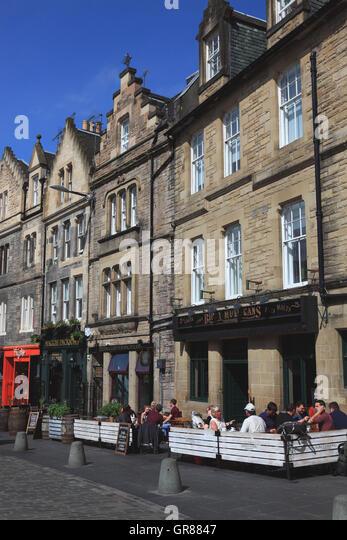Edinburgh houses stock photos edinburgh houses stock for Classic house edinburgh