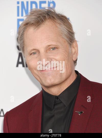 VIGO MORTENSEN Danish-American actor in February 2017. Photo Jeffrey Mayer - Stock-Bilder