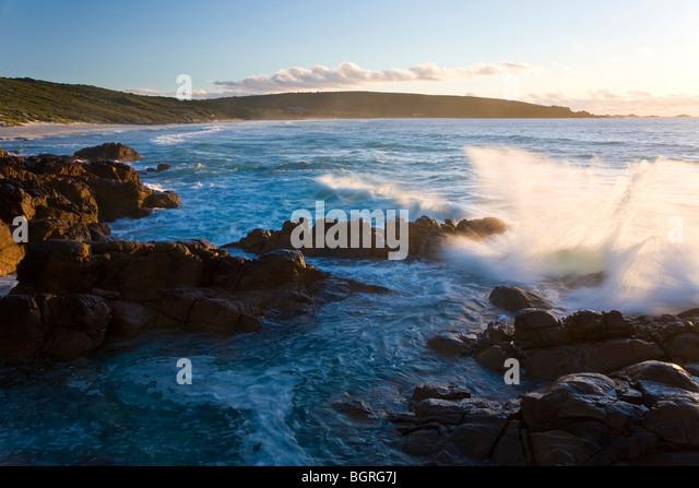 Yallingup, Cape Naturaliste, nr Busselton, Western Australia, Australia - Stock Image