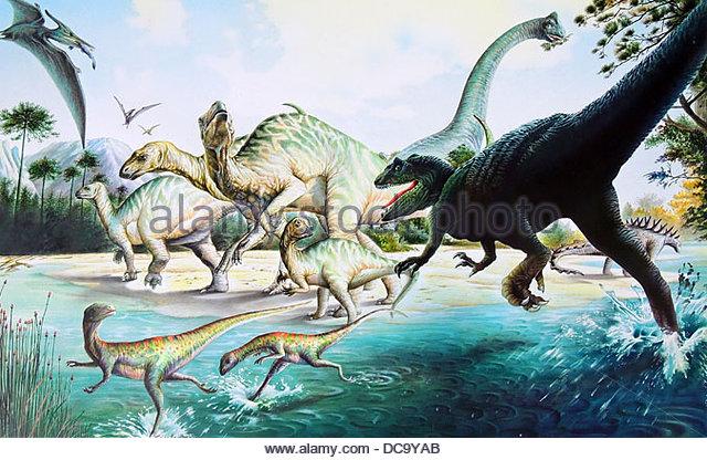 dinosaur - Stock-Bilder