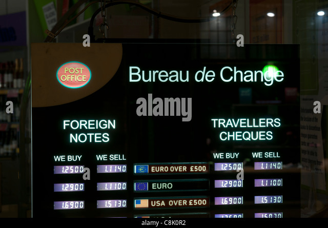 Traveller 39 s cheques stock photos traveller 39 s cheques - Post office bureau de change buy back ...