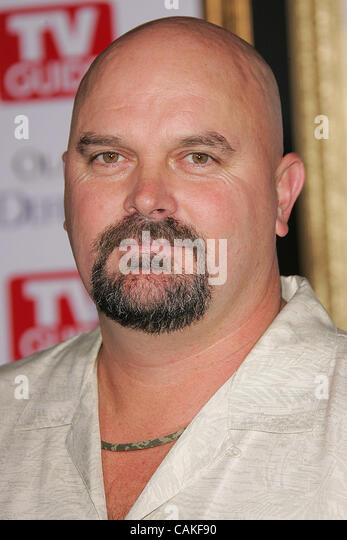 © 2007 Jerome Ware/Zuma Press  Athelete DAVID WELLS (of the Los Angeles Dodgers) during arrivals at the 5th - Stock Image