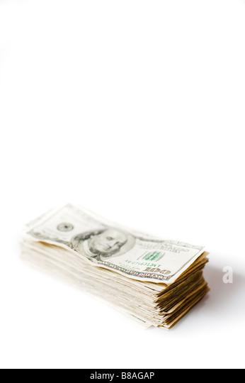 Money Money Money - Stock Image