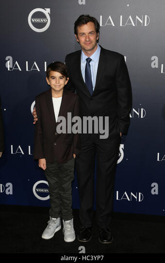 Westwood, California, USA. 06th Dec, 2016. Tom Everett Scott, At Premiere Of Lionsgate's 'La La Land' - Stock-Bilder