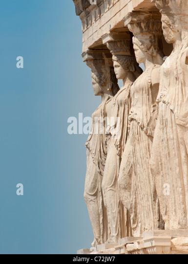 Caryatids Stock Photos & Caryatids Stock Images - Alamy