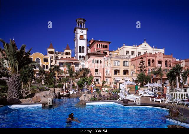 Bahia del duque stock photos bahia del duque stock - Gran hotel bahia del duque ...