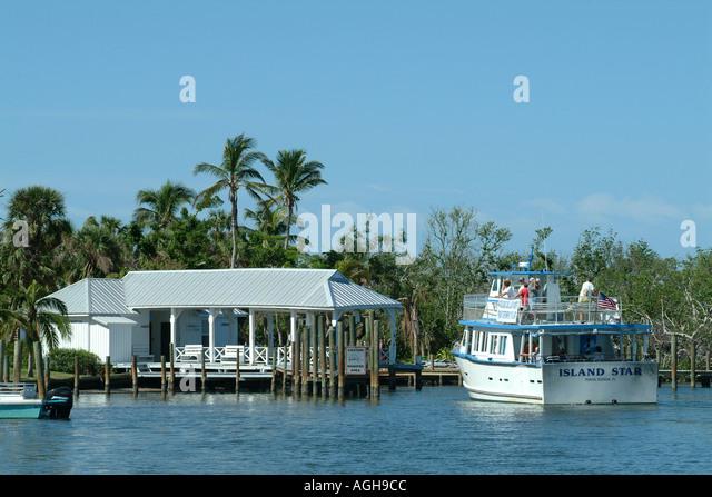 Pine Island Ferry To Cabbage Key