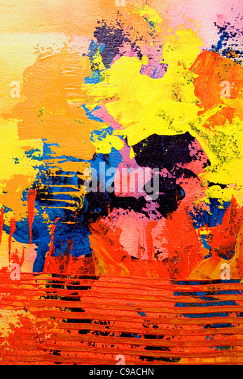 Fine Art Painting #2 - Stock Image