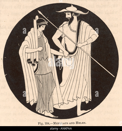 menelaus and helen in the trojan war essay Keywords: analysis of helen of troy, helen of troy history  features the characters  of achilles, hector, paris, agamemnon, menelaus and helen.