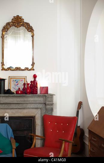 Home interior - Stock Image