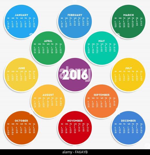 Seasonal Calendar Stock Photos Amp Seasonal Calendar Stock