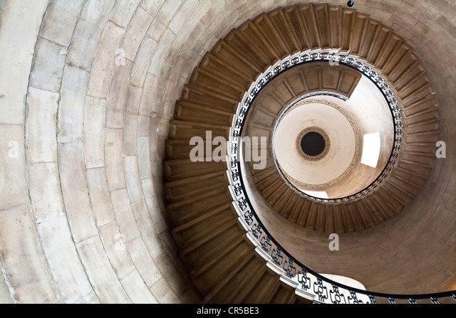 St Paul S Cathedral Harry Potter Staircase : St pauls cathedral london spiral stock photos