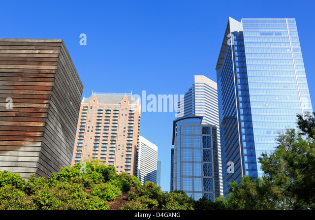 Discovery Park, Houston, Texas, USA - Stock Image