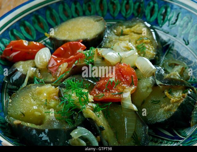 Caucasus cuisine stock photos caucasus cuisine stock for Anatolian cuisine