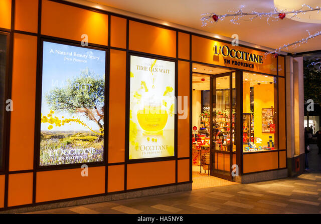 Image Result For Loccitane Manchester City Centre